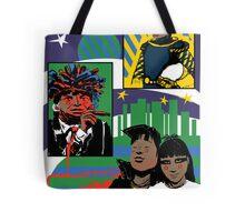Eclectic Paradox Carajá Tote Bag