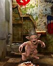 The Toilet Monster by Liam Liberty