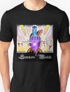 Summers Mistake Nociceptor Plain Logo T-Shirt
