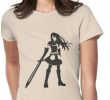 Erza Womens Fitted T-Shirt