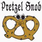 Pretzel Snob by HolidayT-Shirts