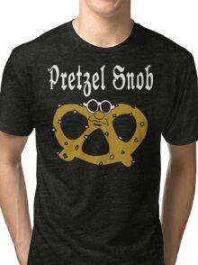 Pretzel Snob Tri-blend T-Shirt