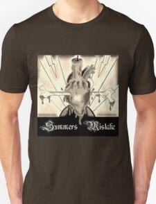 Summers Mistake Nociceptor Sepia Logo T-Shirt