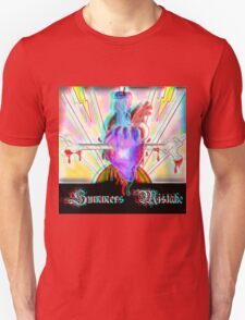 Summers Mistake Nociceptor 3D Red Logo T-Shirt