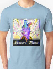 Summers Mistake Nociceptor 3D Yellow Logo T-Shirt