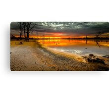 Kings Billabong Canvas Print