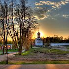 Divine light (Orthodoxy) by NatureBeauty