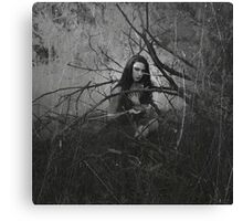 Gifts from the darkness Canvas Print