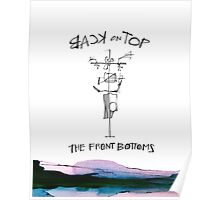 the front bottoms back on top Poster