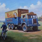 AEC Militant Fossetts circus. by Mike Jeffries