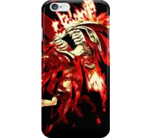 Rage- Bleach iPhone Case iPhone Case/Skin