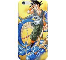 Goku Dragon - iPhone Case iPhone Case/Skin