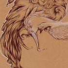 Feather Fear by Leah Rachcoff