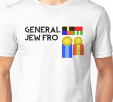 General Jew Fro Unisex T-Shirt