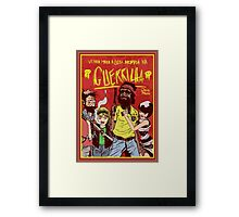 Guerrilha - Fighting against the dictatorship! Framed Print