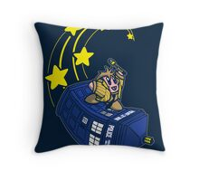 Dr. Kirby Throw Pillow