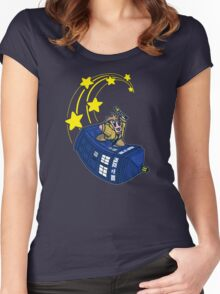 Dr. Kirby Women's Fitted Scoop T-Shirt