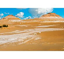 Great Sand Sea2. Photographic Print
