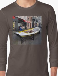 Granville, France 2012 - Reading Boat Long Sleeve T-Shirt