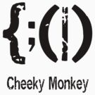Cheeky Monkey! by Suze Chalmers