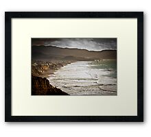 Pacifica Framed Print