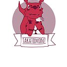 Takatomon by gallantdesigns