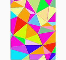 Colourful Triangles Unisex T-Shirt