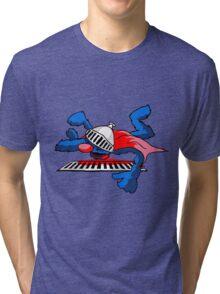 Super Grover At His Best Tri-blend T-Shirt