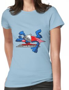 Super Grover At His Best Womens Fitted T-Shirt