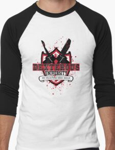 Dexterous Uni Men's Baseball ¾ T-Shirt