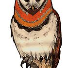 Owl by MagicalDeluxe