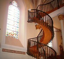 Miraculous Staircase by kchase