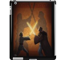 Master and Padawan iPad Case/Skin
