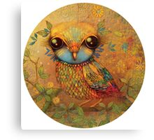 The Love Bird  Canvas Print