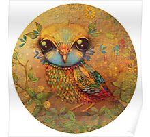 The Love Bird  Poster