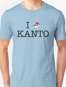 I Pokeball Kanto T-Shirt