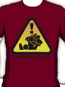 Beware of Jitz (Jiu Jitsu) 2 T-Shirt