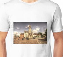 Tiverton Clock Tower Unisex T-Shirt