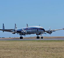 Lockheed Super Constellation by Bairdzpics