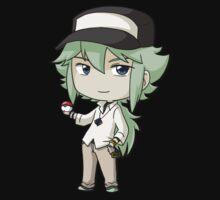 N - Pokemon by scarlet-neko