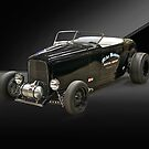 1932 Ford Roadster - Studio by DaveKoontz