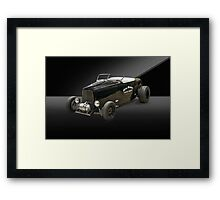 1932 Ford Roadster - Studio Framed Print