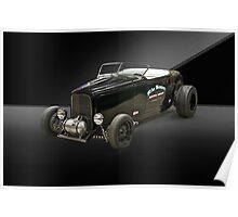 1932 Ford Roadster - Studio Poster