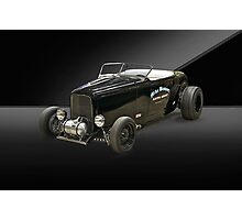 1932 Ford Roadster - Studio Photographic Print