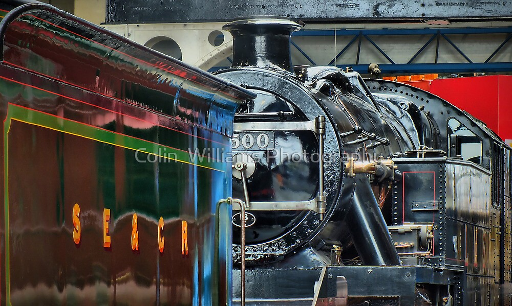Reflections - The National Railway Musuem - York - HDR by Colin  Williams Photography