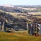 Sussex Landscapes by Paula Oakley