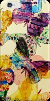 Butterflies by PerkyBeans