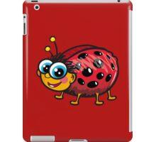Cute Ladybug iPad Case/Skin