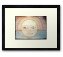 Rebirth, post cancer Framed Print