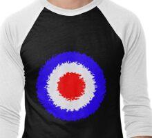 Liquified MOD Men's Baseball ¾ T-Shirt